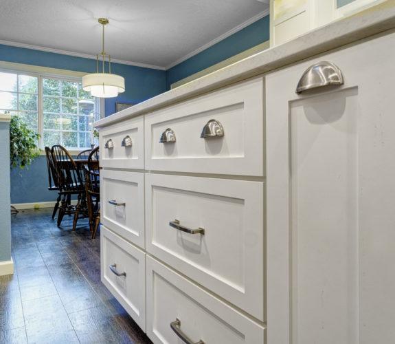 cabinets closeup